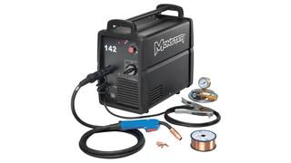 140 amp portable MIG welder, No. MSTMIG6140
