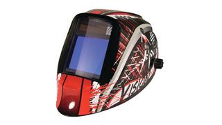 SpeedWay Decal Vision Helmet