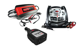 Schumacher Electric: Jump Starter, Power Inverter and Charger/Maintainer