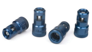 TPMS Valve Stem Cap Set, No. VSC4KT