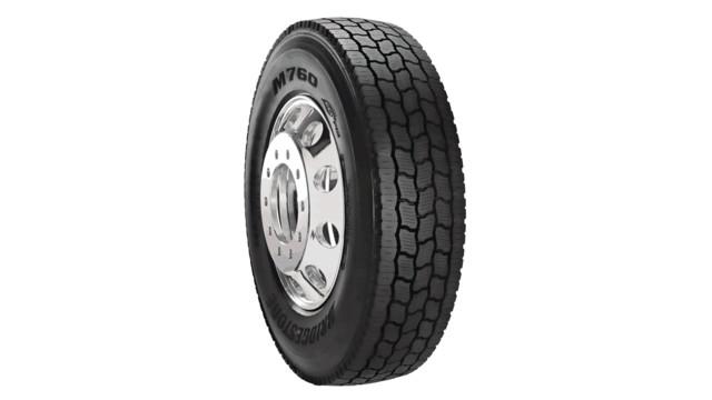 Premium Ecopia Drive Tire, No. M760