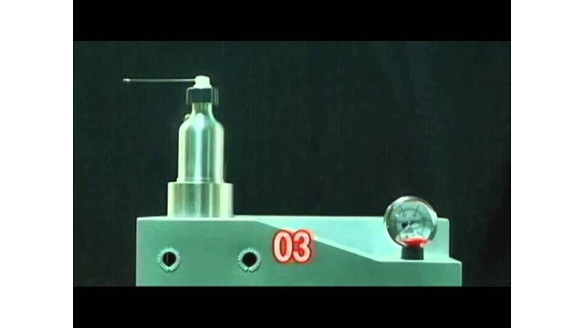SP Air Automatic Refilling Machine Video