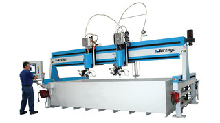 5-Axis Water Jet System, No. EDGE X-5