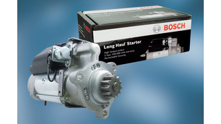 Long Haul 12V series of starters