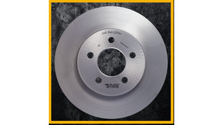 PureForge wins R&D award for rotors that never wear