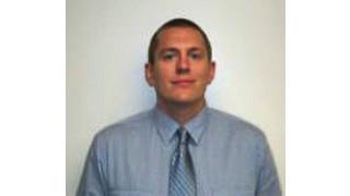 Meritor names Jason Grasman Manufacturing Engineer of the Year