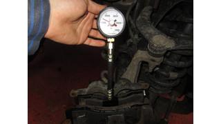 2010 Ford F150 brake problems
