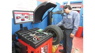 Tool Review: Ranger DST64T wheel balancer