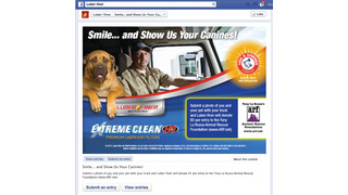 Luber-finer donating $5 to Animal Rescue Foundation (ARF) for each pet photo posted to Facebook page