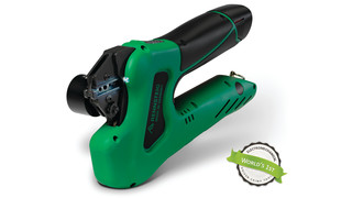 eForce Battery Powered Crimping Tool