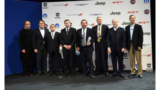Shell Lubricants selected as Supplier of the Year by Chrysler
