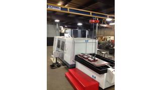 Stertil-Koni upgrades U.S.-based factory
