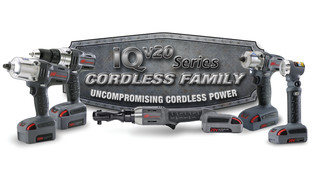Ingersoll Rand: IQV20 Series of Cordless Tools