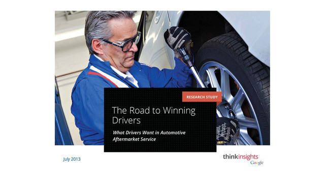 Whitepaper: The Road to Winning Drivers