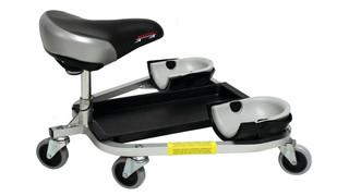 Comfort Seat and EVA Kneepads
