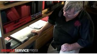 September 2013 Truck Walkaround - Bill Jaynes, Mac Tools