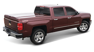 Caps and tonneau covers for the 2014 Chevorlet Silverado and GMC Sierra