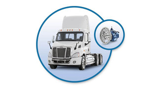 Eaton manual transmissions now available in Freightliner Cascadia with Westport natural gas engines