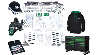 SK Hand Tools: Tool Set and Storage Package