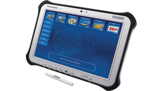 Vehicle Diagnostic Assistant ToughPad