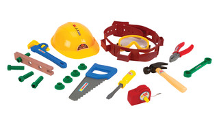 19-Piece Kids Tool Set