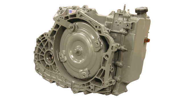GM 6T70E/6T75E front-wheel drive and all-wheel drive transmissions