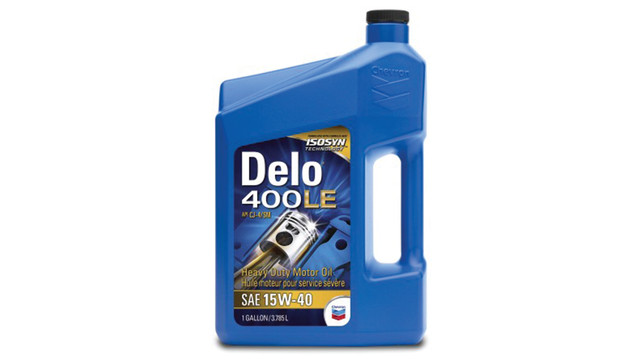 Delo 400 LE SAE 15W-40 engine oil