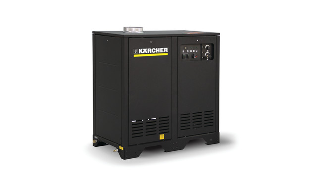 Natural Gas or LP-Heated Pressure Washer