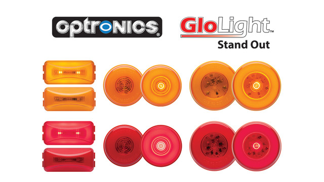 GloLight High-Style LED Lamps