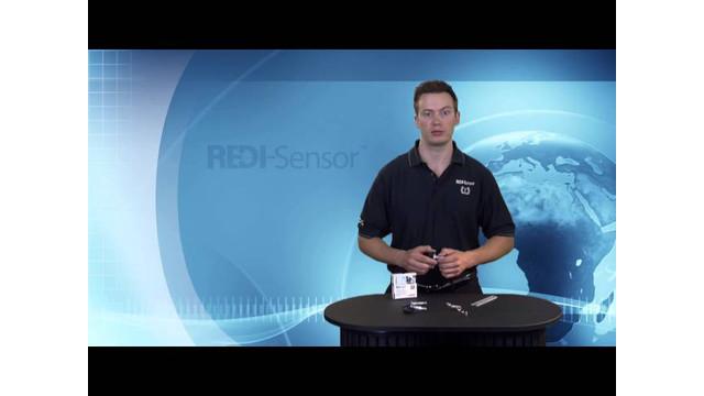How to Replace a VDO REDI-Sensor Valve Stem video