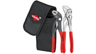 Mini pliers in belt pouch, Nos. 00 20 72 V01 and 00 19 72 LE