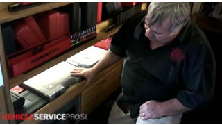 September 2013 Truck Walkaround - Bill Jaynes, Mac Tools