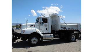 City of Albuquerque purchases Kenworth T470s