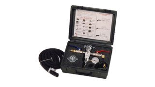 Coolant Dam Pressure Tester and ISX Kit