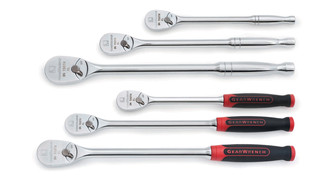 In Focus: GearWrench 84-Tooth Long Handle Ratchets