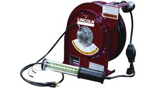 Heavy Duty LED Light Cord Reel