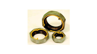 Temper-Loc axle spindle nuts