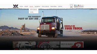 Western Star website
