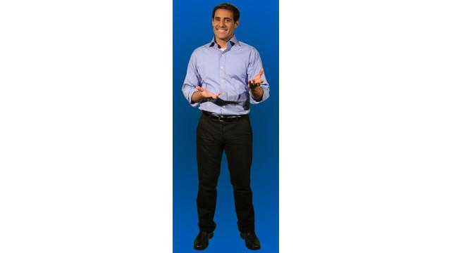 Eaton adds virtual Spanish speaking presenter to website