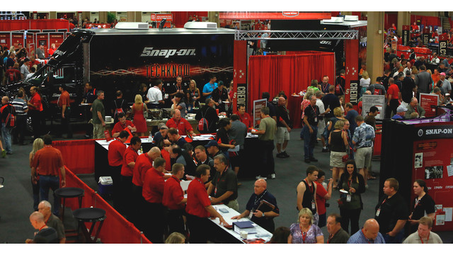 Snap-on franchisee conference hosts record attendance in Nashville