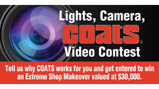 Contest gives Coats customers chance to win shop makeover