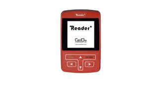Reader Plus code reader