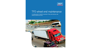 TFO (Trouble-Free Operation) wheel end maintenance guide