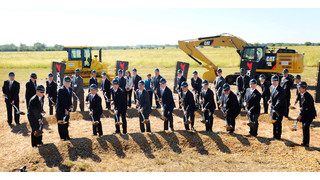 Yokohama Tire Manufacturing Mississippi holds groundbreaking ceremony at new plant site
