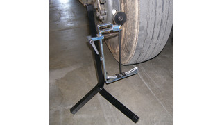 Tire Runout Gauge, No. 40700