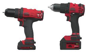 Cordless tools line