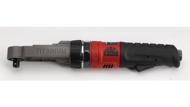 AR Titanium Series close quarter sealed head ratchets, Nos. AR038B and AR050B