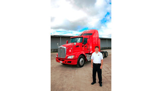 Paper Transport adds 20 gatural gas-powered Kenworth T660s to regional fleet