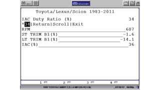 Tech Tip: How to diagnose a stalling 1997 Toyota Camry