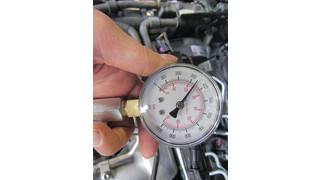 Lang Tools TU-15 Diesel Compression Gauge
